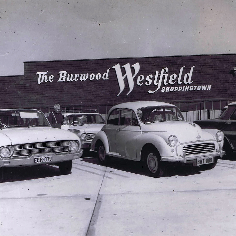 Burwood Westfield